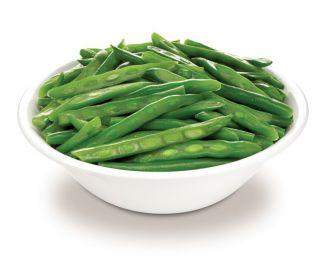 Sliced beans